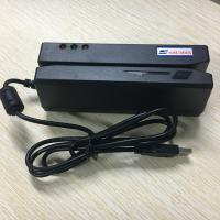 Buy cheap Portable Plug And Play Magnetic Strip Card Reader Writer For Credit Card MSR900S product
