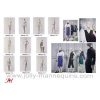 Buy cheap Jolly mannequins-2019 best selling high female store window use mannequins collection Melody-2 product