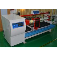 Buy cheap Safety BOPP Tape Cutting Machine Automatic Multifunction Masking Tape Cutting Machine from wholesalers