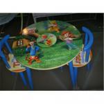 Buy cheap Nursery desk Kindergarten table Nursery table and chair product