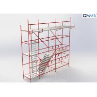 Quality Professional Cuplock Scaffolding System , Modular Scaffold System VS-CL for sale