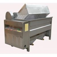 Buy cheap 380v Automatic Discharging Food Frying Machine For Potato Chips / Fish Fryer product