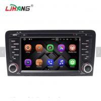 Buy cheap Android 7.1 Audi In Car Stereo Dvd Player 3g Wifi BT AM FM Supported product