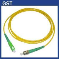 Buy cheap FC/APC-SC/APC Optical Fiber Patch Cord product