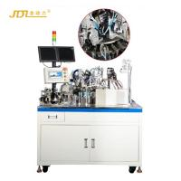 Buy cheap Precise Inductor Coil Winding Machine Automatic Inductance Winding and Soldering Machines product