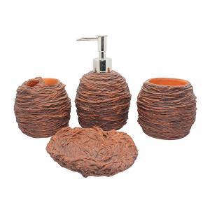 Buy cheap Bathroom set - resin - caly color- EA0011 product