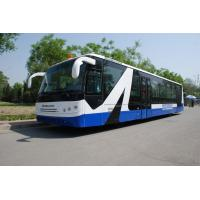 Buy cheap Large Capacity 51 Passenger Airport Shuttle Buses Aero Bus With IATA Standard product