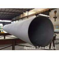 Buy cheap ISO 304H Welded Stainless Steel Tube / ERW Pipe Surface Annealed & Pickled product