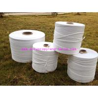 China 300KD 400KD Power Large Cable PP Filler Yarn Halogen Free on sale