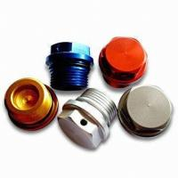 Buy cheap AL7075, AL6061, AL6063 Aluminum CNC Machining Parts With Anodize, Precision Metal Machining product