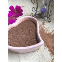 Dark Brown Healthy Cocoa Powder AF02 , Unsweetened Cocoa Powder 10-12% Free Flowing