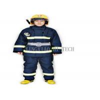 Buy cheap Wear Resistant Fire Safety Suit , Chemical Protective Fire Retardant Safety Clothing product