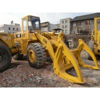 China 936E cat wheel loader for sale with forklift on sale
