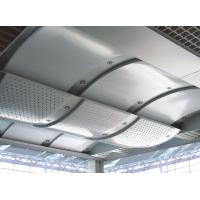 Buy cheap 3mm 6mm Perforated Aluminum Panels For Art Ceiling High End Building product