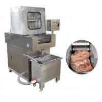 Buy cheap High Capacity Meat Processing Machine 500 - 700kg/H Output Rigorous Design product