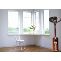 Buy cheap Outdoor Meeting Mushroom Patio Heater With Round Base Side Mounted Wheels product
