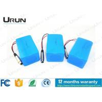Buy cheap Portable 12V Lithium Iron Samsung Rechargeable Battery For Electric Scooter product