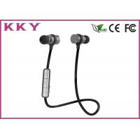 Buy cheap Sweat Resistant Bluetooth 4.2 Headset With FCC / CE / RoHS JY-G933 product