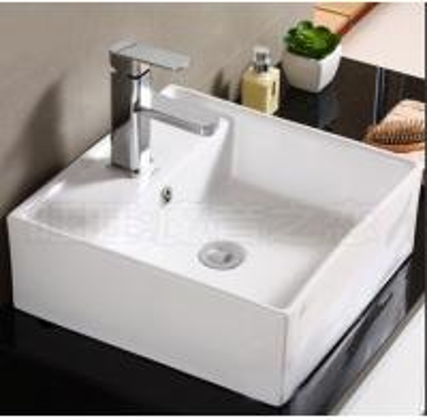 Smooth Surface Pedestal Sink Storage Solutions 99510153