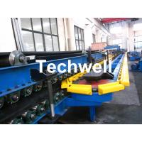 Buy cheap Automatic Stacker Double Belt Type Polyurethane Sandwich Panel Forming Machine For Making Roof & Wall Panels product