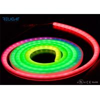 Buy cheap High Brightness 5050 RGB 72W Dimmable Flexible LED Strip Lights For Home / Bar product