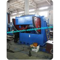 Buy cheap High Precision Pipe Welding Positioners , Rotary Welding Floor Table product