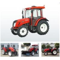 China 55 HP Four Wheel Tractor Dry Linkage Type Dual Shift Function Clutch ISO Approved on sale