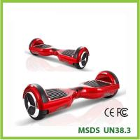 Buy cheap Popular Benz Style Tire Electric Smart Mini Self Balancing Scooter W/LED Lights product