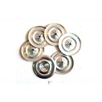 Buy cheap GI / SS Round Self Locking Washers For Insulation Pins and locking Anchors product