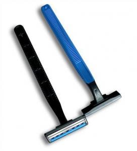 Buy cheap new!Twin blade razor(SL-3018L)disposable razor product