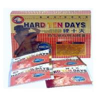 Buy cheap Hard Ten Days Herbal multi - ejaculation, multi - orgasm, renew sperm Male Sex Enhancement product