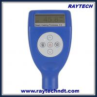 Buy cheap 0-1500µm Coating Thickness Gauge, USB Bluetooth Paint Thickness Meter, NDT Tester RTG-8102 product