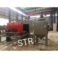 Buy cheap Industrial Sandblasting Machine Automatic Complex Workpieces Clean Model product