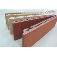 Buy cheap Non - Flammable Terracotta Panels Light Weight With Sound Insulation Properties product