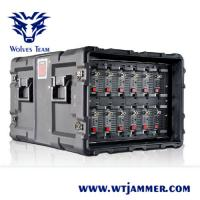 Buy cheap 20MHz-11GHz Wireless Signal Jammer Device Waterproof Outdoor DDS With Software Management product