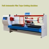 Buy cheap High Speed Automatic BOPP Tape Roll Cutting Machine For Jumbo Roll And Paper product