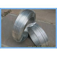 Buy cheap Heavily Galvanized Binding Wire Big Coils High Tensile Strength For Construction product