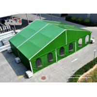 Buy cheap A Frame Portable Airplane Hangar Sidewalls With Flame Retardant from Wholesalers