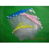 Buy cheap Resealable Zip Lock Plastic Bag Antistatic for Chain Stores product
