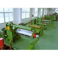 Buy cheap Coil roll / hot roll simple Metal Slitting Machine, metal working tools, slitting line machine for metal sheet product