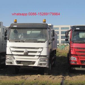 Buy cheap SINOTRUK HOWO 6x4 10 wheeler 19 m3 dump truck load volume product
