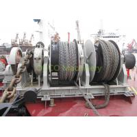 Buy cheap Customizable Marine Deck Winches Good Performance Reliable Operation product