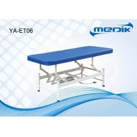 Buy cheap Hydraulic Patient Medical Exam Tables / Medical Exam Room Furniture Height Adjustable from wholesalers