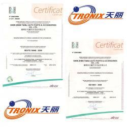 Tian Li Auto Accessories CO.,LTD