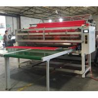 Buy cheap 2.4 Meters Panel Cutting Machine , Textile Automatic Panel Cutter Used With Quilting Machine product