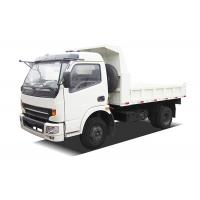 Buy cheap 4x2 6 Wheeler Tipper Construction Giant Dump Truck With 92KW Cummins Engine from wholesalers