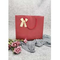 Buy cheap Reusable Eco - Friendly  Custom Packaging Bagswith Silk Bow FDA ISO Approved product