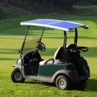 Buy cheap 2  seat  Solar golf cart,Solar golf cart,golf cart product