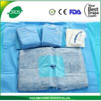 diposable sterile Extremity pack with gown use in hospital