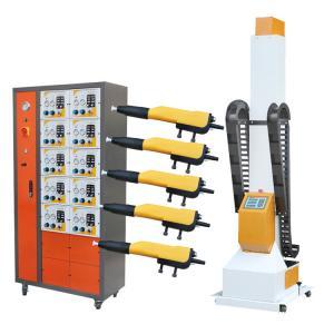 Buy cheap Metal Material Automatic Powder Coating Machine Digital Display Screen product